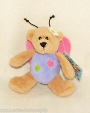 Easter Springtime Teddy Bugs Butterfly Bear from Ganz (H8829) NEW!
