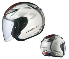 NEW OGK KABUTO AVAND2 CITTA Pearl WHITE M Medium  Helmet Japanese Model