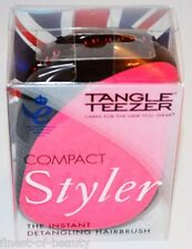 "Tangle Teezer COMPACT STYLER ""PINK SIZZLE"" Bürste Pink (15,89€/Einheit) !TOP!"