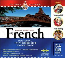 Global Access French Cultural Immersion Experience CD  Brand New Retail $39.95