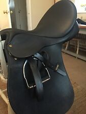 """Wintec Synthetic GP Saddle 17.5"""" (adjustable Gullet)"""