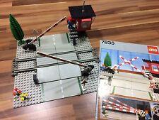 Lego Vintage Train 7835 Passage A Niveau