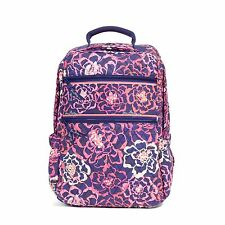 Vera Bradley Tech Backpack in Katalina Pink