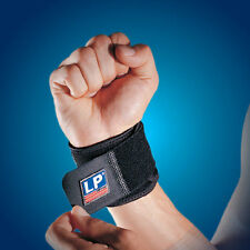 LP 753CA EXTREME WRIST WRAP Support Gym Weight Lifting Strap Wrap Sprain Pain