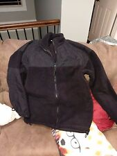 US NAVY FLEECE JACKET NWU GORE-TEX PARKA LINER SIZE MEDIUM LONG