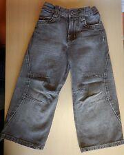 Next-lavado Jeans Negros-De 4 años
