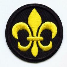 Ricamate patch BOY SCOUT GIGLIO SCOUT Ranger S