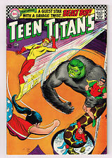 TEEN TITANS 6  December 1966 VF - Beast Boy Doom Patrol