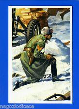 BATTAGLIE STORICHE -Ed. Cox- Figurina/Sticker n. 256 - UFFICIALE RUSSO -New