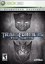 Xbox 360 Transformers: Special Edition VideoGames