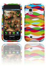 For Samsung Fascinate i500 Protector Hard Case Snap on Phone Cover Pop Wave