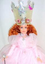 "OOAK Marley Wentworth Glinda Good Witch Tonner 12"" Doll + Munchkins Wizard of Oz"