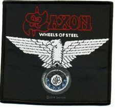 """Saxon """" Wheels of Steel Cover """" Patch/Patches 602486 #"""