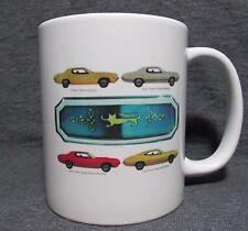 1972 Ford Torino Line Coffee Cup, Mug - New - Classic 70's - Gran Torino Sport