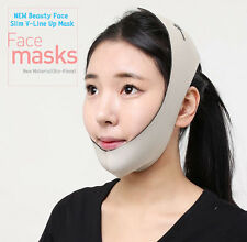 Beauty Face Slim V-Line Up Mask Chin Cheek Neck Lift Up Thin Belt Strap Band NEW