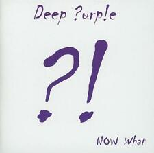 Deep Purple - Now What?! (Limited Edition)   - CD & DVD NEUWARE