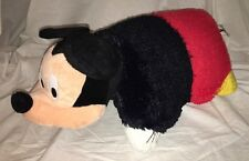 "Pillow Pets Disney 18"" Mickey Mouse Plush Pillow- Large"