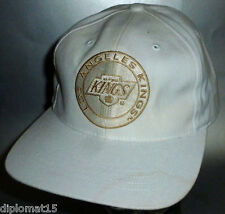 AMERICAN NEEDLE Casquette De Style Vintage 90s NHL Los Angeles Kings L.A. N.O.S