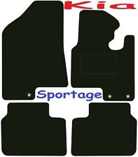 Deluxe Quality Car Mats for Kia Sportage 10-16 ** Tailored for Perfect fit ;) **
