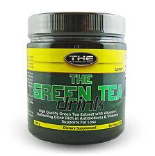 Green Tea Drink 300g (76,33€/kg) für Diät - Grüntee - Geschmack: Zitrone