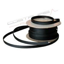 Guaina Espandibile NERA - Ø 2.55mm → 6.37mm - CAVO Hi END cable sleeve treccia