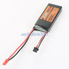 T-Plug Discharger VOK 2S 7.4V 1500mAh 25C Lipo Battery For RC Helicopter