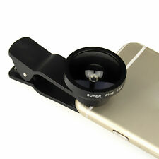 Universal 0.4X Super Wide Angle Mobile Phone Lens Clip for Smart Phone iphone