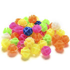 45 x Multi Coloured Bike Wheel Spoke Beads Decors Spoke Fits All Cycles