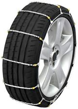 205/45-16 205/45R16 Tire Chains Cobra Cable Snow Ice Traction Passenger Vehicle