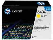New Genuine Factory Sealed HP Q5952A Yellow Laser Toner Cartridge Black Box