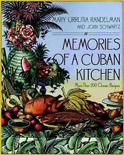 Memories of a Cuban Kitchen : More Than 200 Classic Recipes by Joan Schwartz...