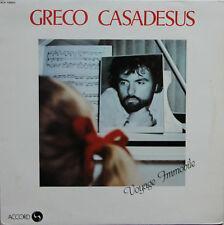 """Vinyle 33T Greco Casadesus """"Voyage immobile"""""""