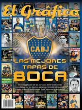 BOCA JUNIORS BEST El Grafico Covers BOOK 1919-2013 NEW !!!