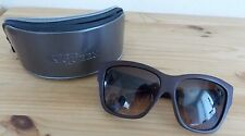 New ALEXANDER McQUEEN Leather Frame Sunglasses AMQ 4189/S
