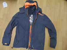 superdry  Hooded original windcheater japan  size XLARGE