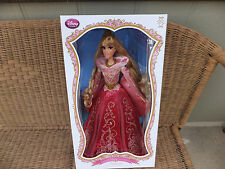 "Disney Aurora Pink Sleeping Beauty Doll 17""T Limitied Ed  2015 Sold Out NRFB MIB"