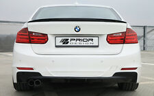 BMW F30 berlina 2012-2017 M3 STYLE BOOT LIP SPOILER UK Venditore
