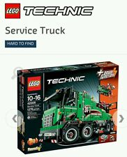 LEGO Technic Service Truck 42008 New Sealed Set