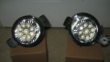 Nissan Micra Led Front Fog Lights Lamps 2003 Onwards K12 K13