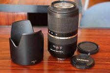 Tamron 70-300mm. f/4-5.6 USD para Sony A