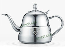 Food Grade #304 Stainless Steel Kettle Teapot for Induction Cooker 1.5L