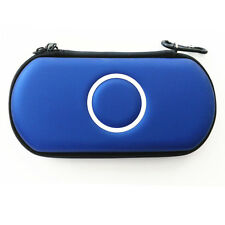 Hard Case Protective Carry Cover Bag Pouch For Sony PSP 1000 2000 3000 - Blue