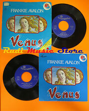 LP 45 7'' FRANKIE AVALON Venus + disco version 1976  italy CAROSELLO cd mc dvd*