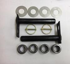 BUCKET PIN AND BUSH KIT FOR KUBOTA KX61-3 MINI DIGGER HARDENED