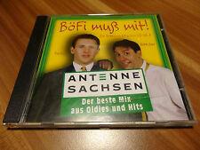 CD Böfi muss mit  Böttcher & Fischer Volume 1  Antenne Sachsen BöFi