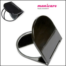 Pocket Dual Make up Mirror Manicare Mini Small Compact Handbag Vanity Cosmetic