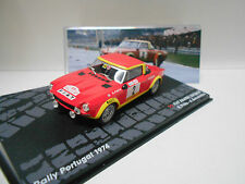 FIAT ABARTH 124 RALLY PORTUGAL 1974 PINTO EAGLEMOSS IXO 1/43