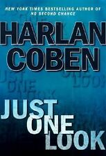 Just One Look by Harlan Coben (2004, Hardcover) (Free Shipping)