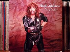 Rick James - Glow ♫ 1985 EX Original Gordy Motown Records Vinyl LP w/Insert ♫