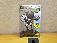 DC Comics Batman Button Collection #1, Bob Kane, Brand New!